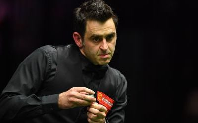 A night with Ronnie O'Sullivan