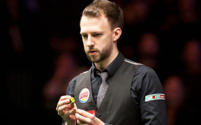 A night with Judd Trump