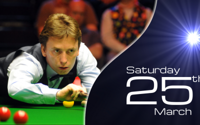 A Night with Ken Doherty